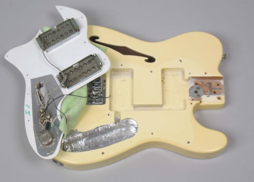 1975 Fender Telecaster Thinline
