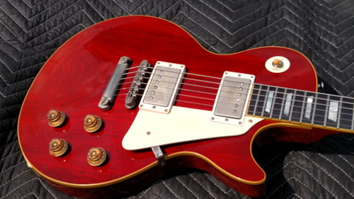 1953 Gibson Les Paul Conversion