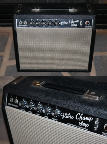 1964 Fender® Vibro-champ, Model, AA764  (#FAM0034)