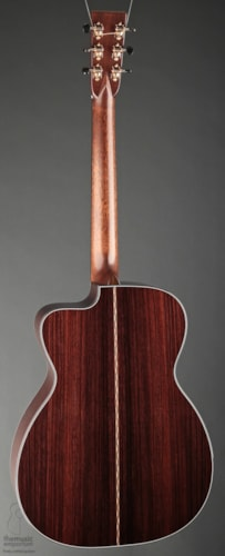 Bourgeois OMC German Spruce & Indian Rosewood