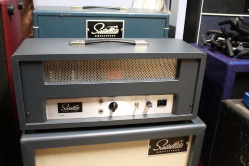 Satellite Amps Barracuda
