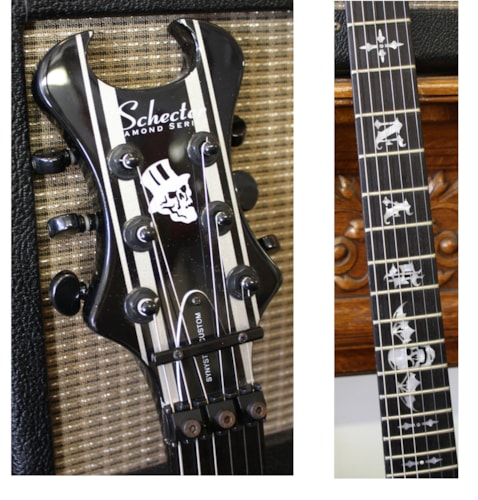 SCHECTER Synyster Gates