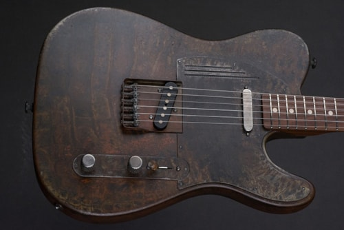 2015 James Trussart Rust O Matic Steelcaster