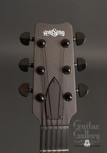 2016 RainSong Graphite Guitars Smokey Hybrid (SMH)