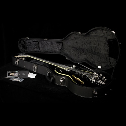 Duesenberg Used 2016 Duesenberg Starplayer TV Deluxe Semi-Hollowbody Electric Guitar Black