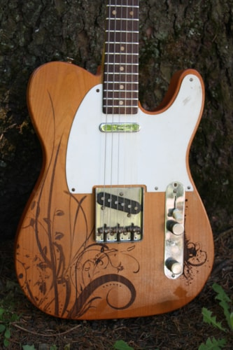 "Mountain Cat Pine Body ""T"" style"