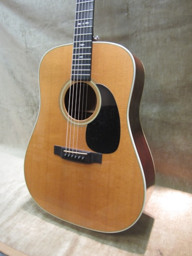 1985 Martin D-28 Custom Signed by CF Martin III & IV