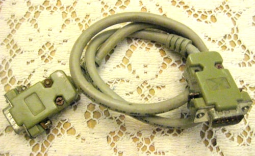 Studer A-80 24 Synchronize Time Code Cable