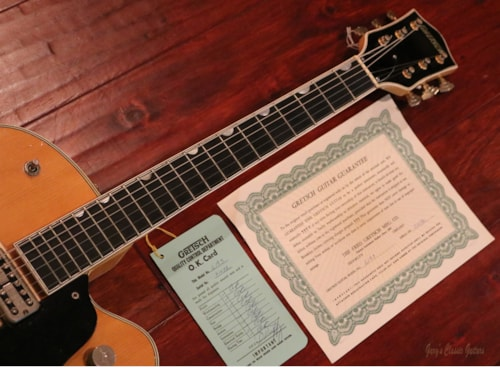 1959 Gretsch® Country Club  (#GRE0384)