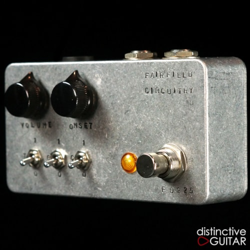 Fairfield Circuitry Unpleasant Surprise Fuzz Gate