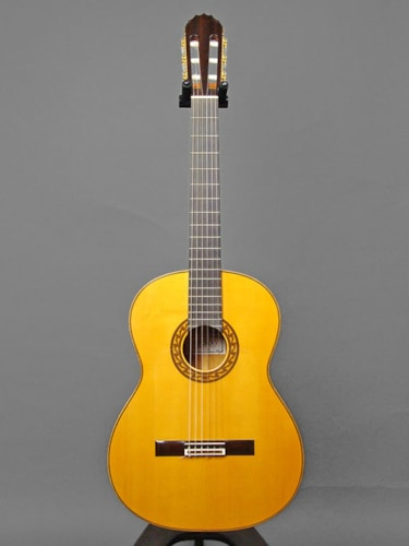 2009 Yokoo F-30 Flamenco Guitar