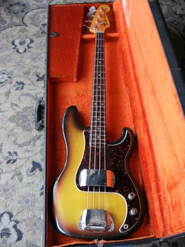 1970 Fender Precision Bass