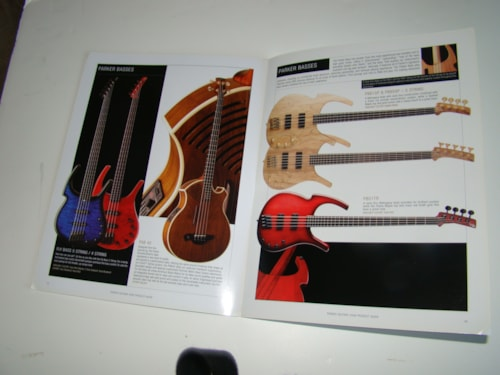 2008 Parker Catalog (Full Color - 24 pgs.)