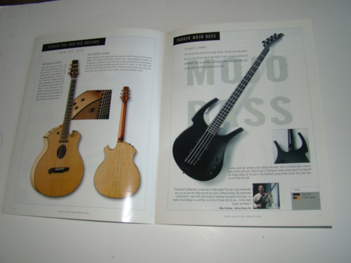 2006 Parker Catalog (Full Color-24 pgs.)