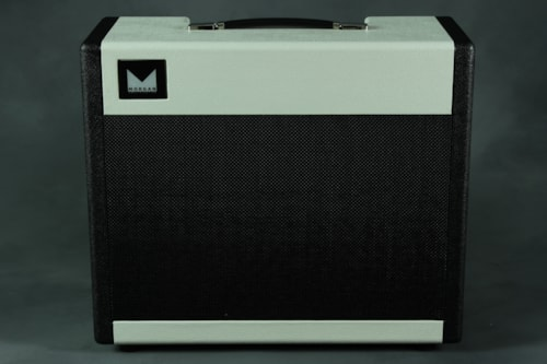 Morgan AC20C Deluxe - 1x12 Black Ivory - Open Box Extra Savings
