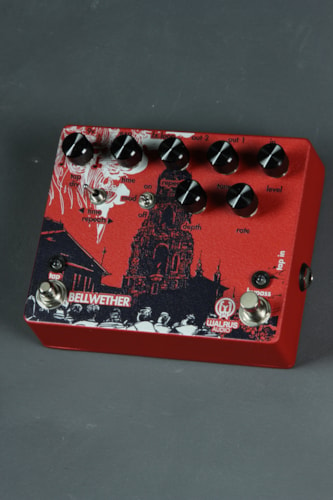Walrus Audio Bellwether V1 - Analog Delay