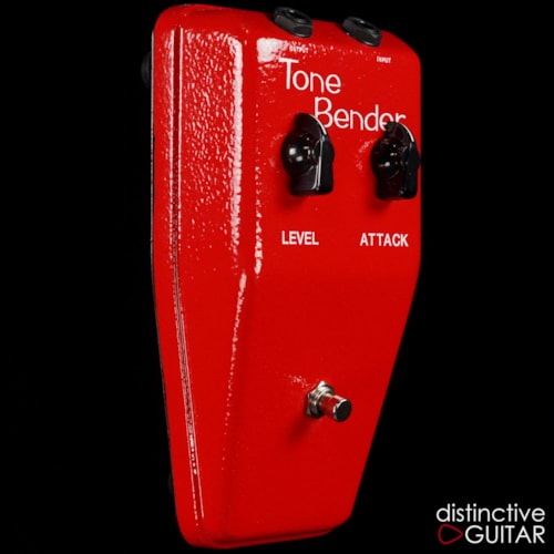 British Pedal Company Limited Edition Brittania Series OC81 MKII Tone Bender