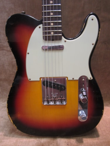 2015 Fender® 1963 Custom Shop Relic® Telecaster®