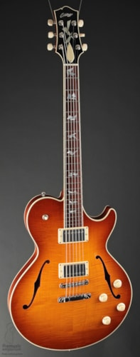 Collings Soco Deluxe w/ Broken Glass Inlays