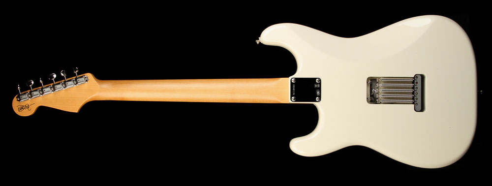 Fender Artist John Mayer Stratocaster Strat Guitar African Rosewood FB White Guitars Electric Solid Body