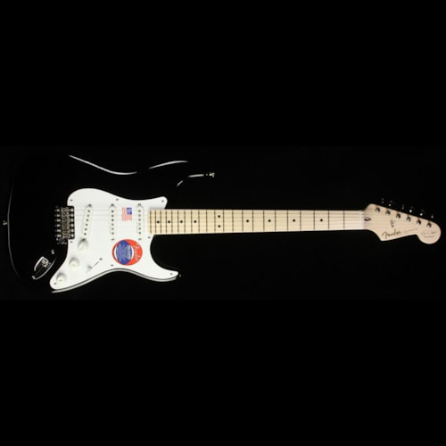 Fender® Artist Series Eric Clapton Stratocaster® Electric Guitar Black