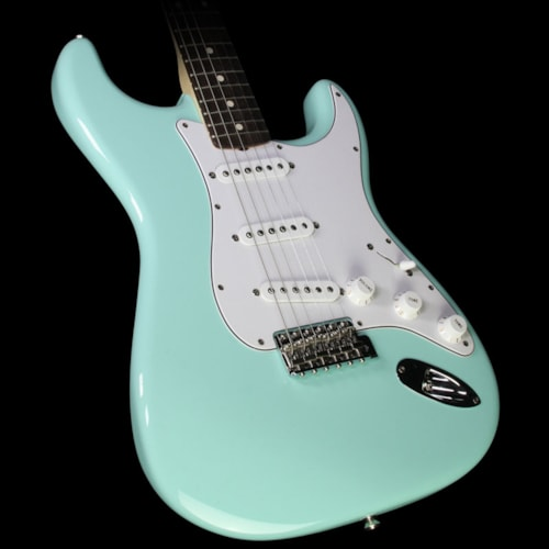 Fender Custom Shop Music Zoo Exclusive NoNeck '60 Stratocaster Electric Guitar Surf Green NOS