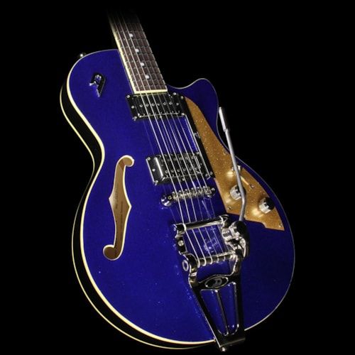 Duesenberg Starplayer TV Electric Guitar Blue Sparkle