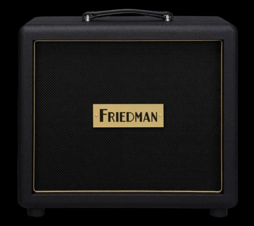 Friedman Used Friedman Amplification PT112 1x12 Speaker Cabinet