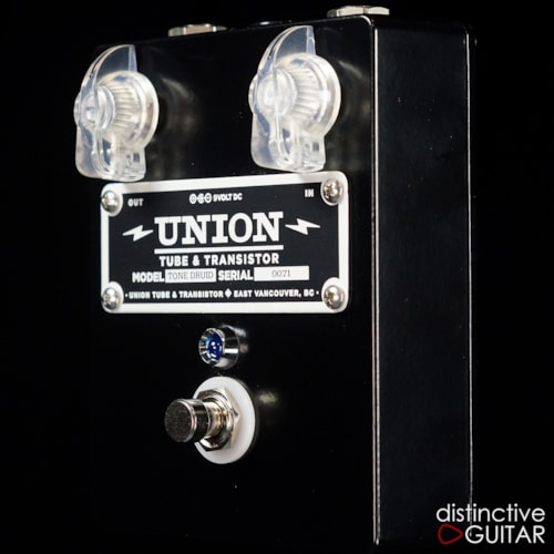 Union Tube & Transistor Tone Druid Overdrive