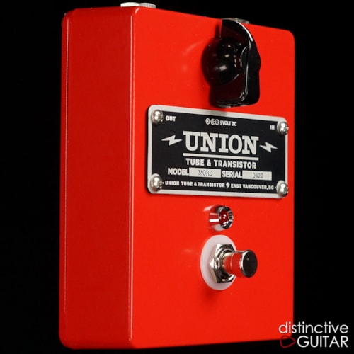 Union Tube & Transistor More Clean Boost