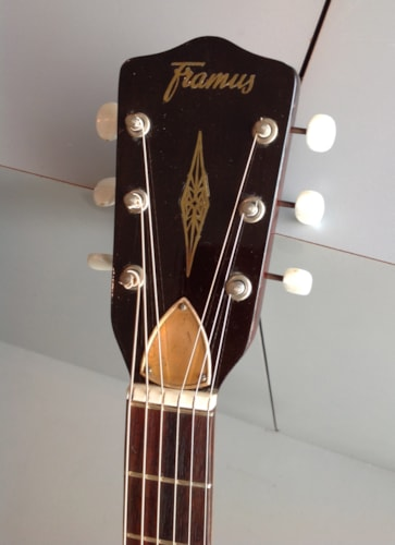 1964 Framus Doc Williams Jr.
