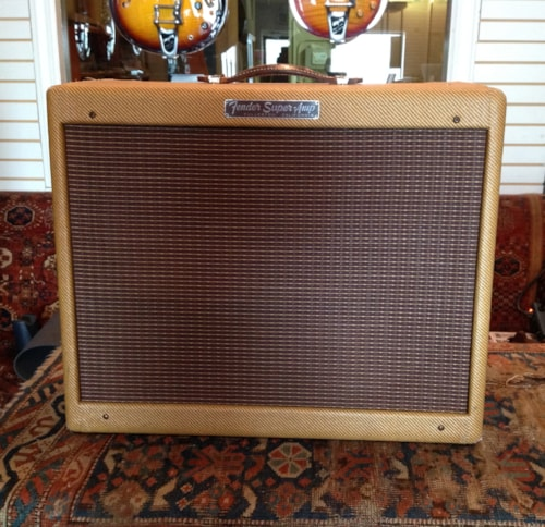 1959 Fender® Super Amp