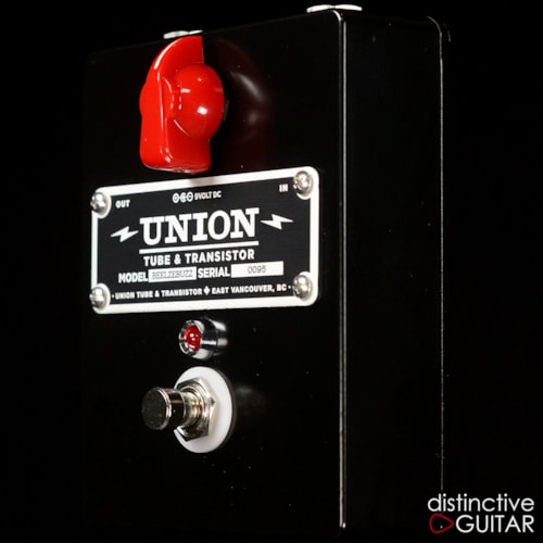 Union Tube & Transistor Beelzebuzz Distortion / Fuzz