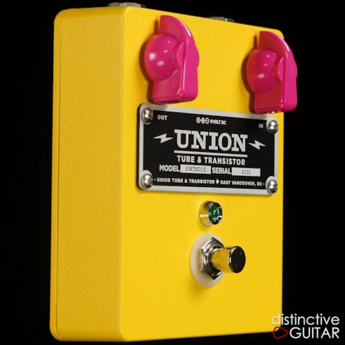 Union Tube & Transistor Swindle Distortion