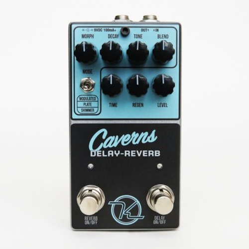 2015 Keeley Caverns Delay & Reverb