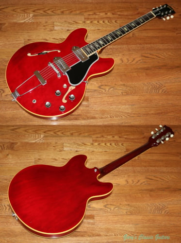 1966 Gibson ES-330 TDC (#GIE0881)