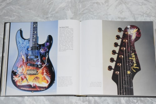 1998 Fender® Custom Shop Stratocaster®
