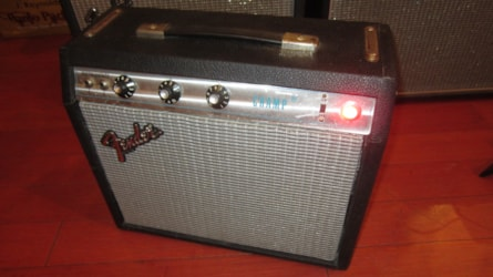 Fender Champ Amp