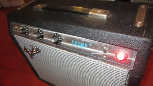~1978 Fender® Champ® Amp