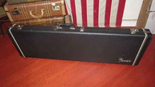 ~1979 Fender® Bass Case Precision or Jazz