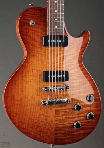 Collings 360 Torrefied Maple & Mahogany w/ P90's