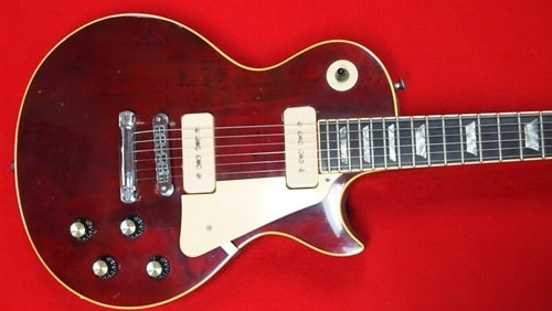 1980 Gibson Les Paul Deluxe P90