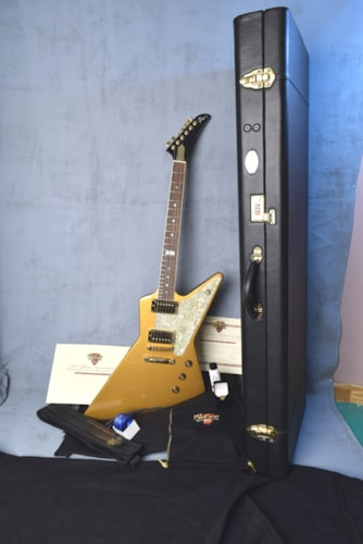 1994 Gibson Explorer 58' RI1994 Limited Centennial Guitar of the Month