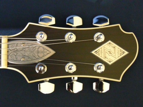 Zemaitis Custom Shop CS24MF
