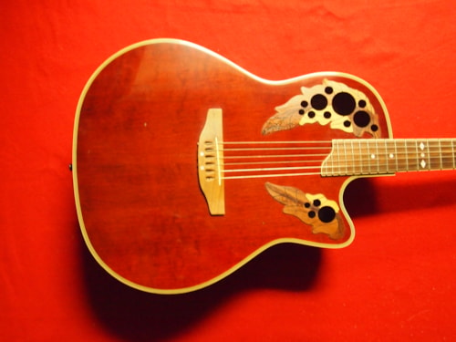 Ovation USA cc247