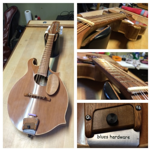 2015 Blues Hardware Mandolin