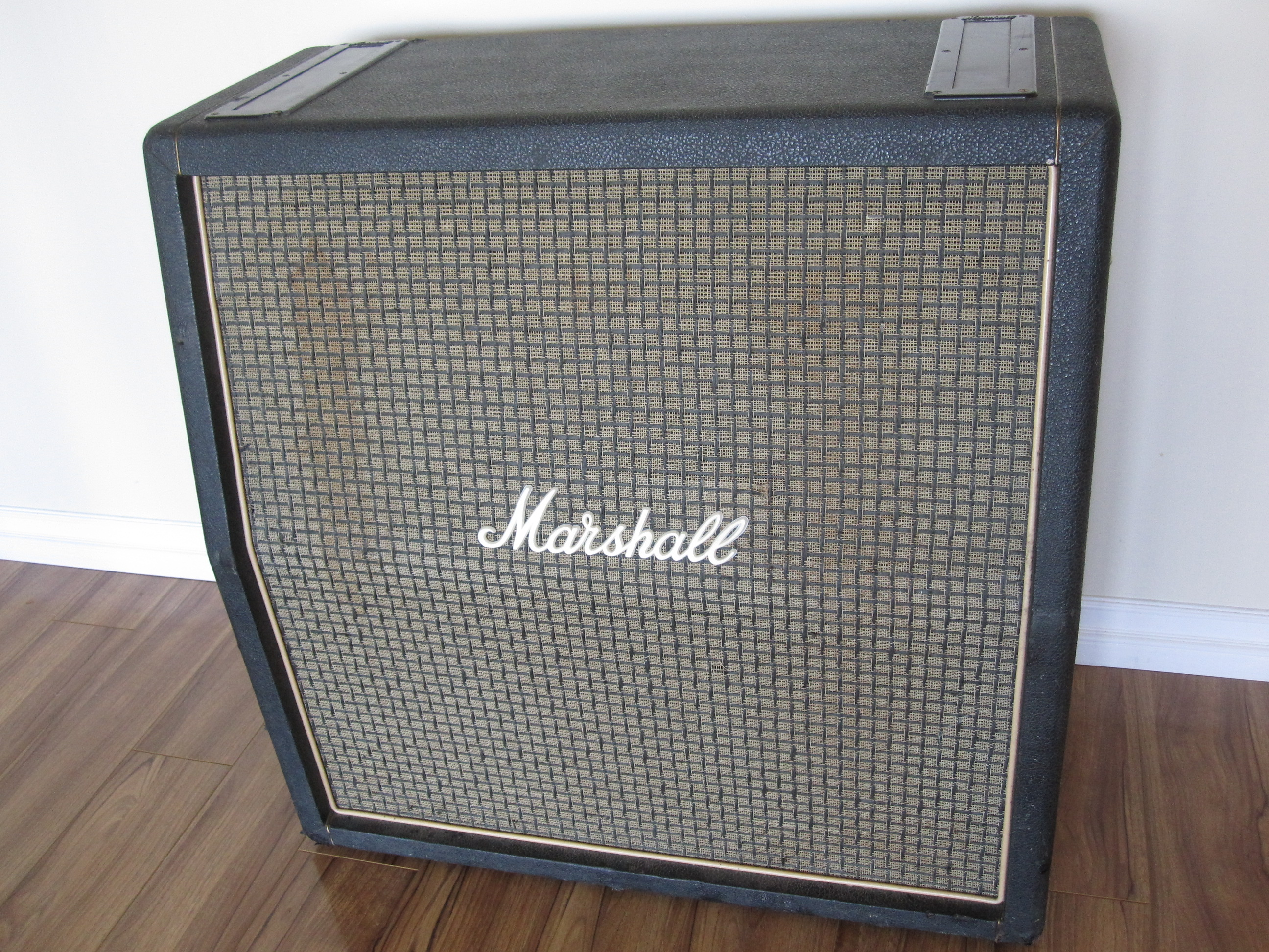 Marshall 1960a Cabinet Wiring Circuit And Diagram Hub 1972 Vintage 4x12 Celestion Cab Gt Speaker