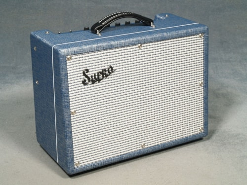 2017 Supro 1622RT TREMO-VERB COMBO AMPLIFIER