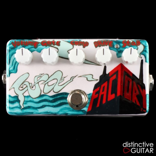 Zvex Fuzz Factory Limited Edition 20th Anniversary