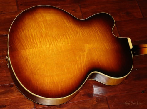 1961 Gibson Johnny Smith  (#GAT0377)